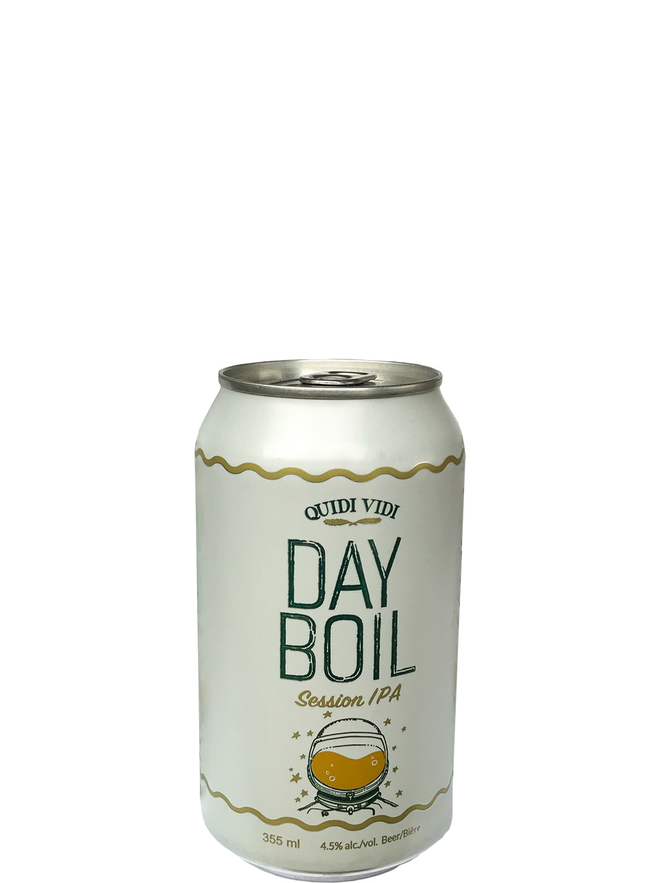 Quidi Vidi Dayboil Session IPA 8pk Cans