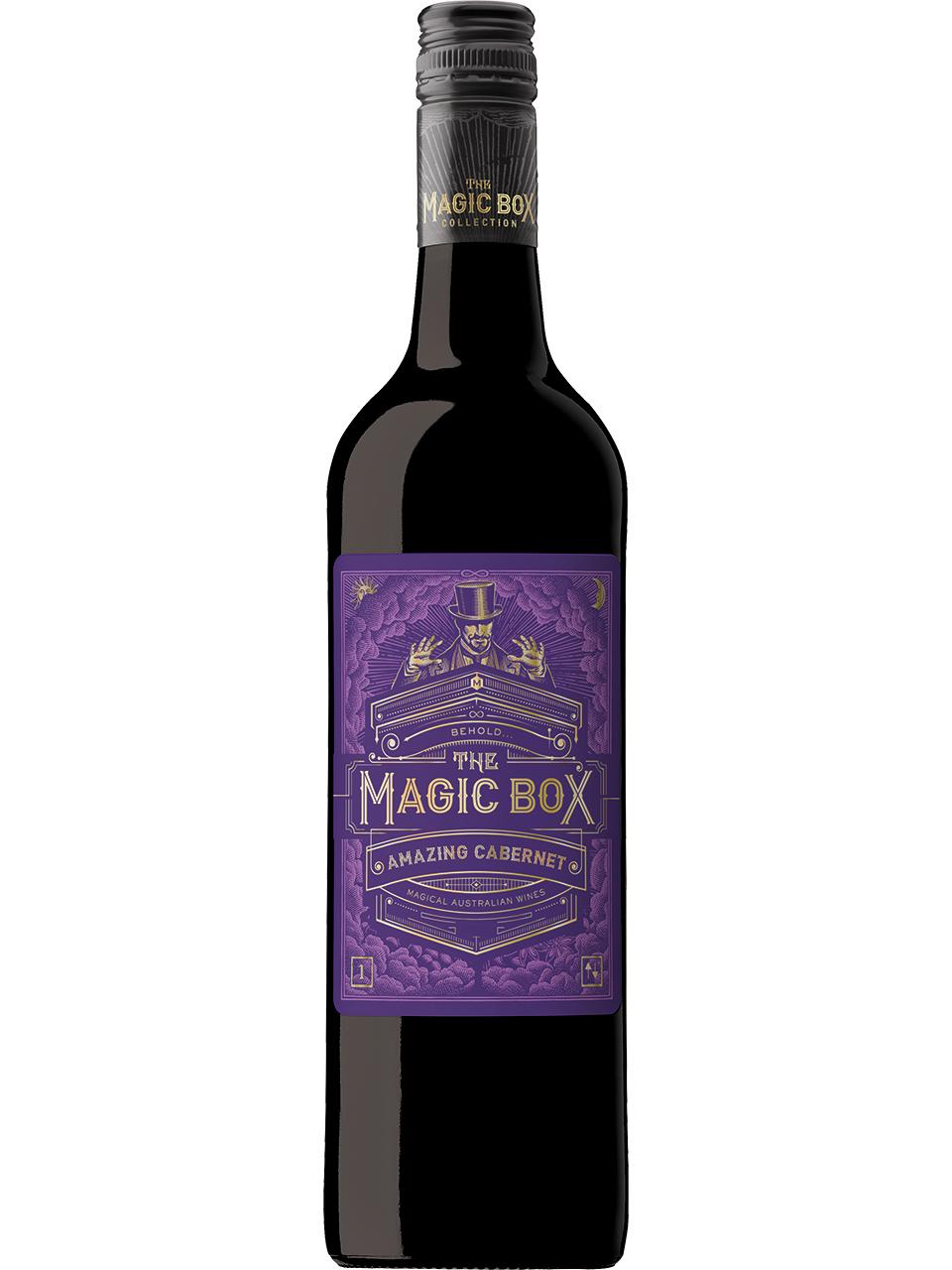 The Magic Box Amazing Cabernet