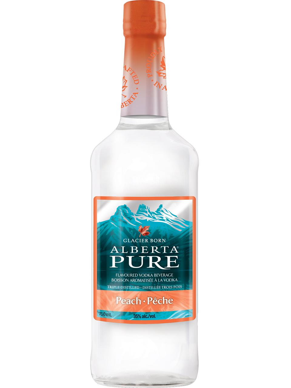 Alberta Pure Peach Vodka