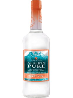 Alberta Pure Peach Vodka