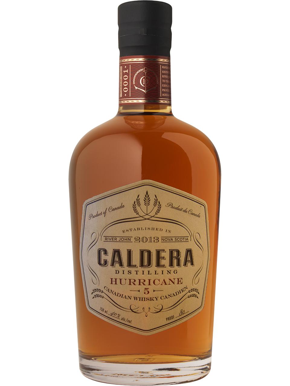 Caldera Hurricane 5 Whisky