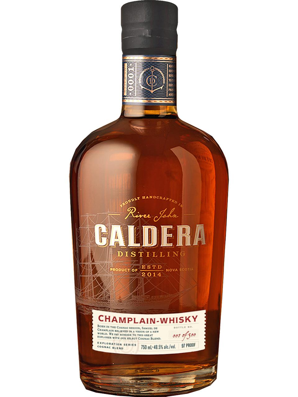 Caldera Champlain Whisky