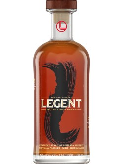 Legent Bourbon Whiskey