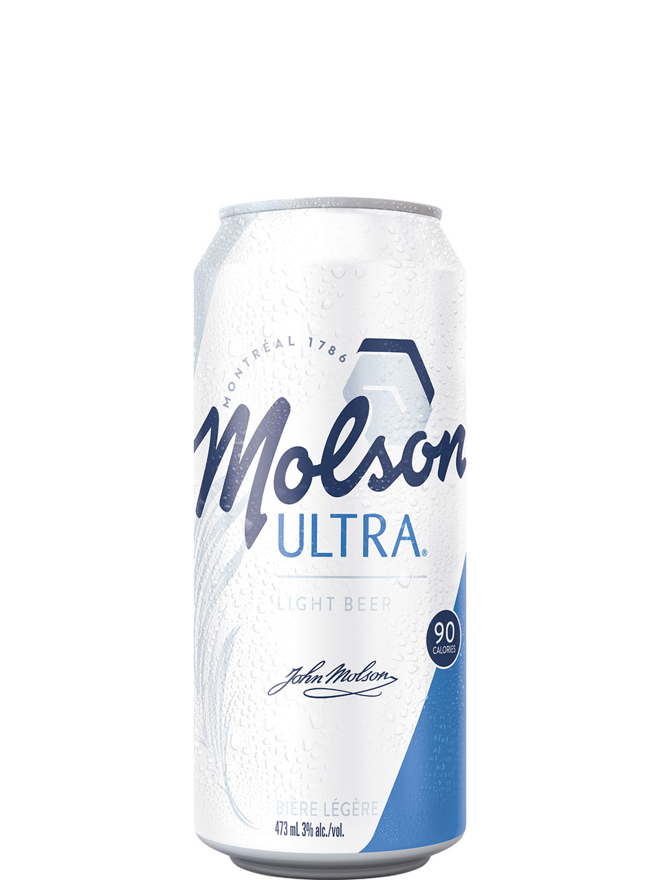 Molson Ultra 473ml Can