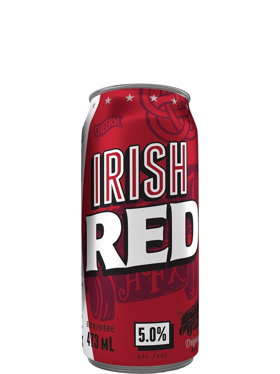 Garrison Irish Red Ale 473ml Can