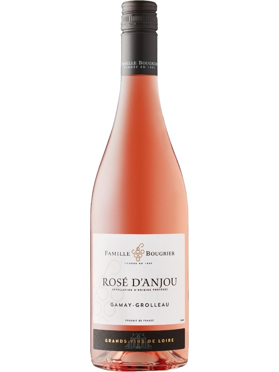 Bougrier Rose D'Anjou