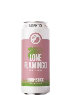 Boomstick Lone Flamingo Fruity Sour 473ml Can