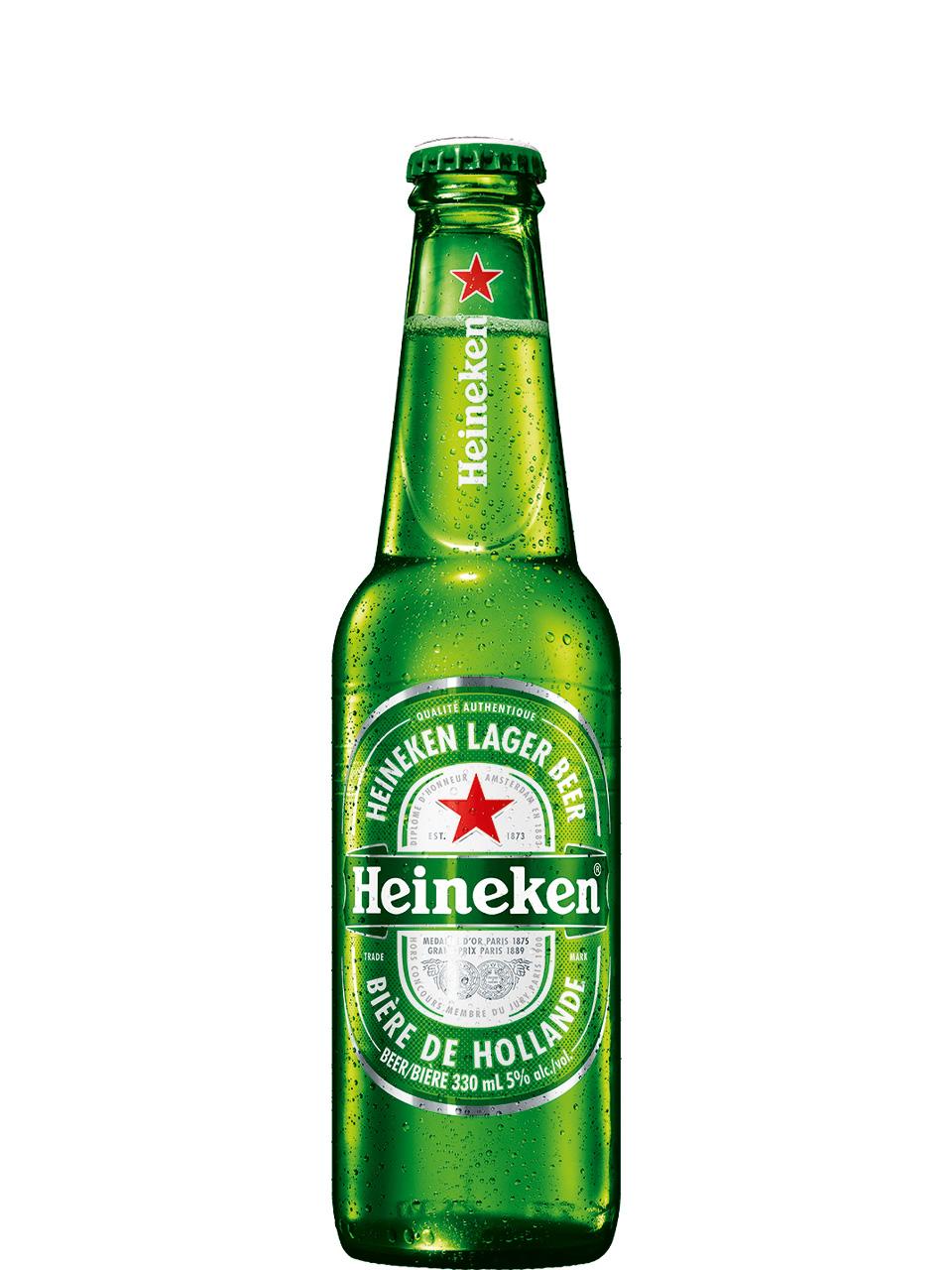 Heineken Bottles 6pk