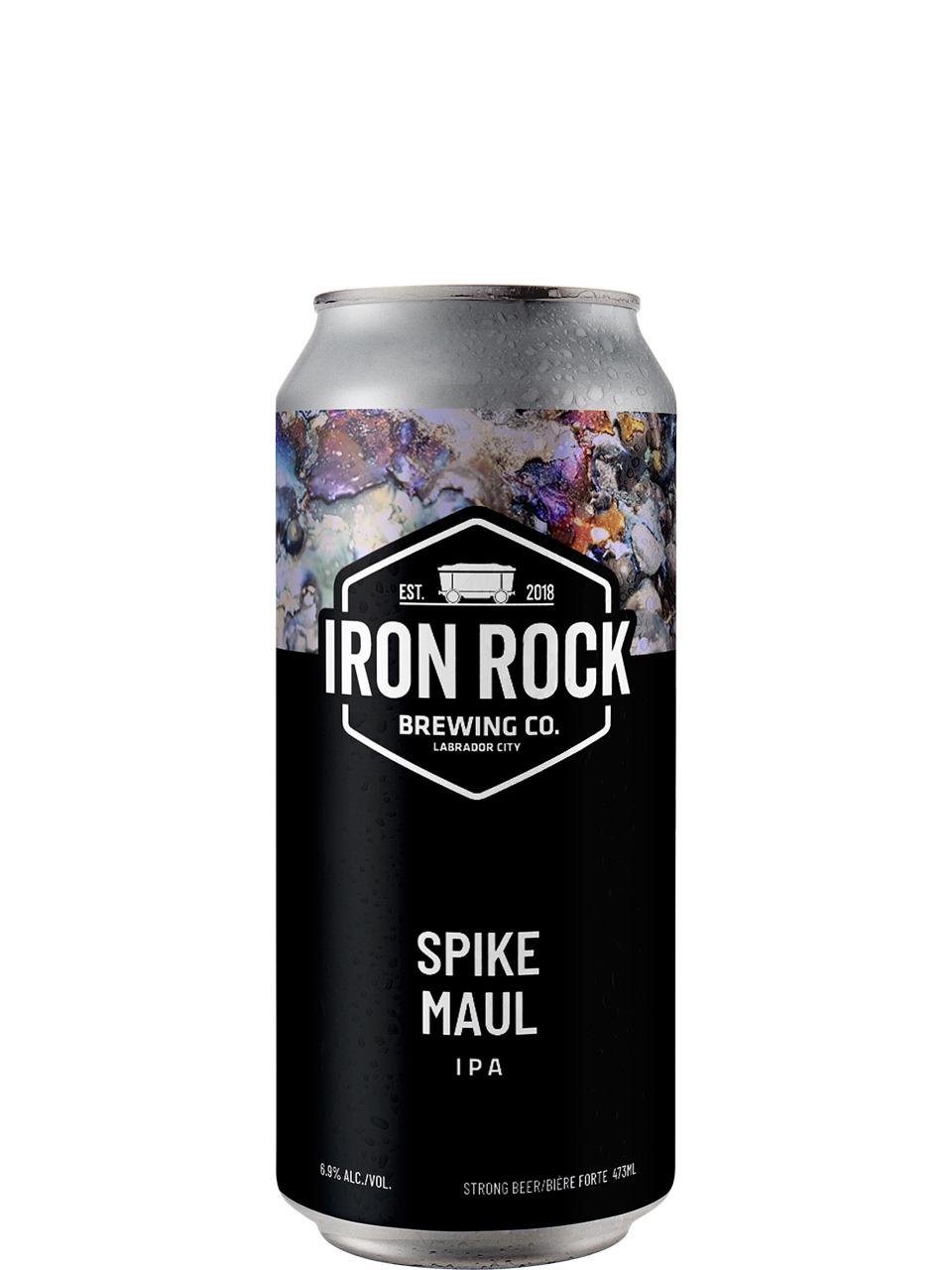 Iron Rock Brewing Co Spike Maul IPA 473ml