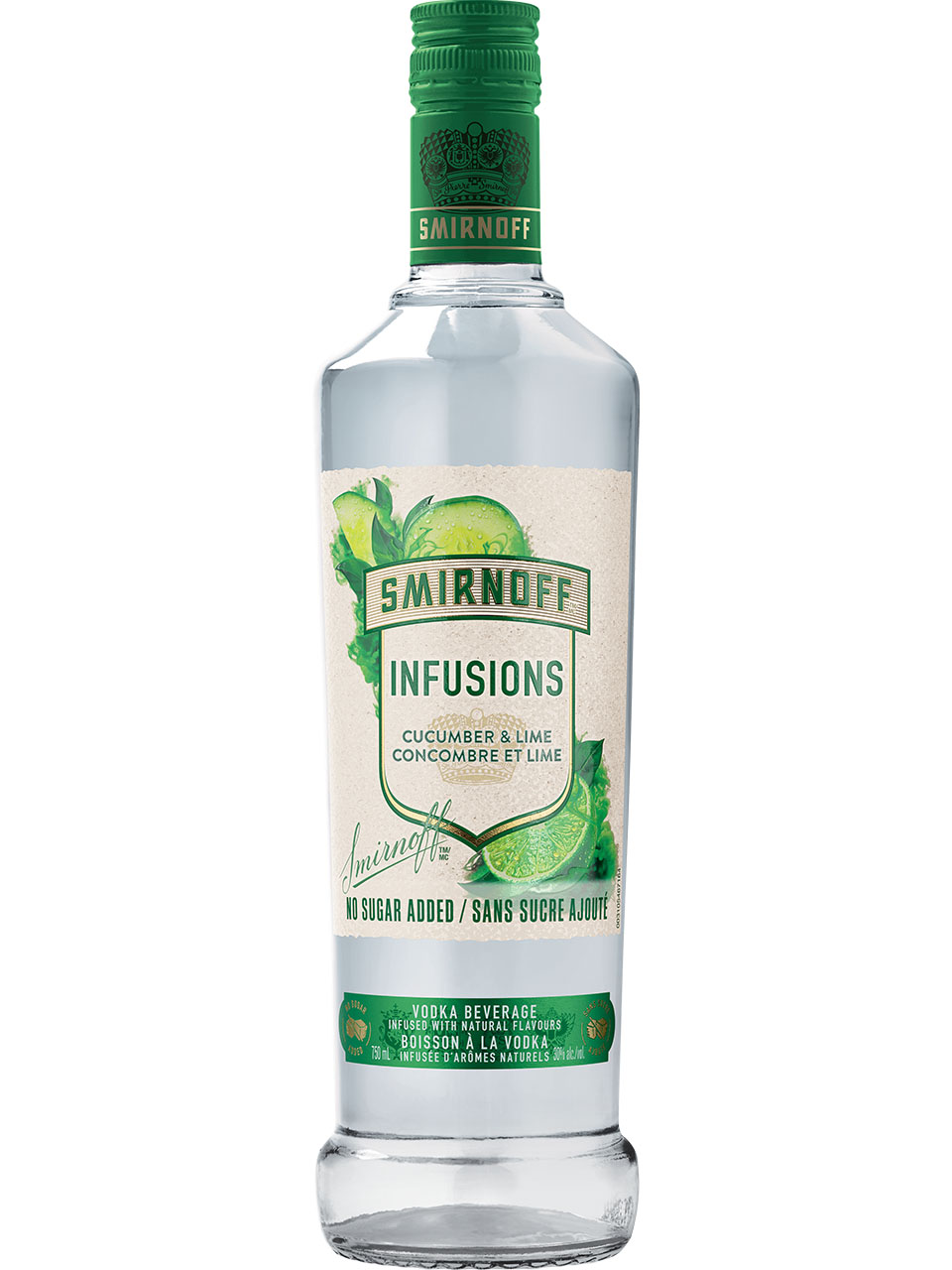 Smirnoff Infusions Cucumber & Lime Vodka