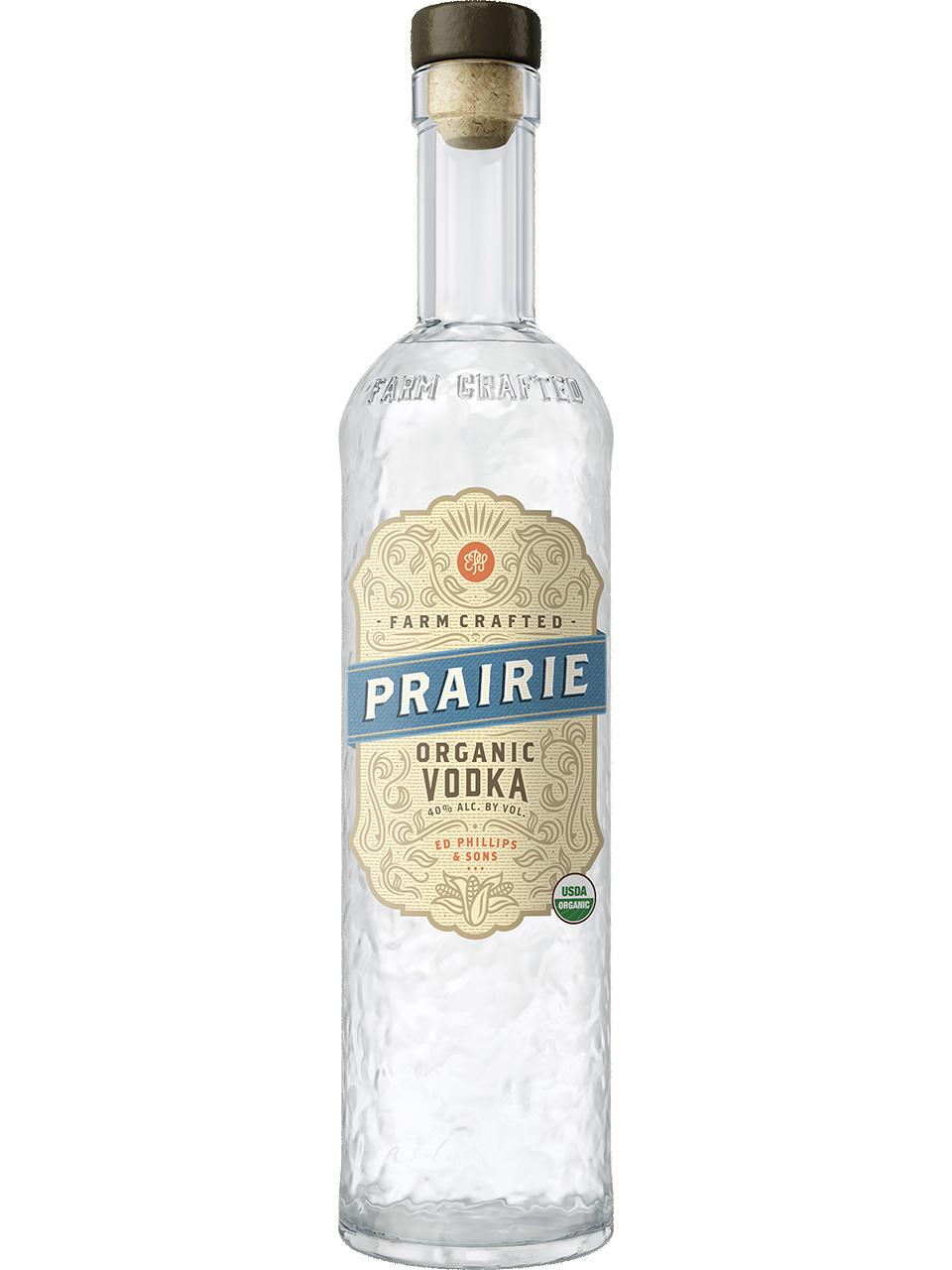 Prairie Organic Vodka