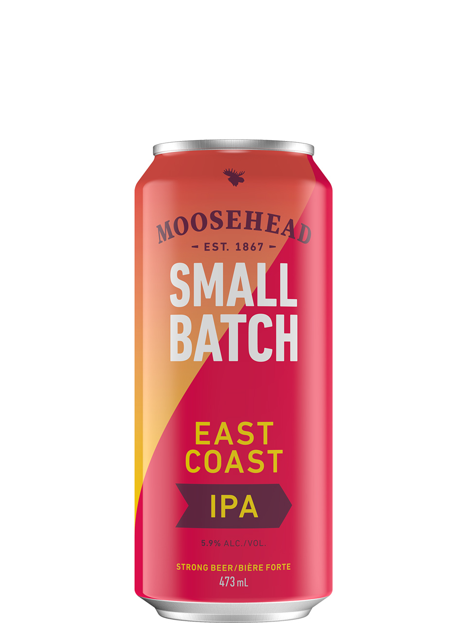 Moosehead Small Batch East Coast IPA 473ml Can