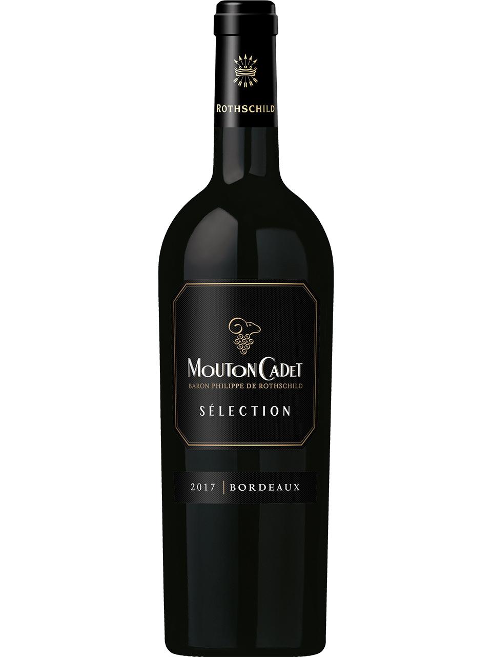 Mouton Cadet Selection Bordeaux Rouge