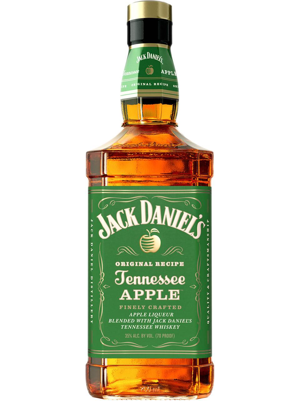 Jack Daniel's Apple Whiskey