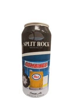 Split Rock Combines Cream Ale 473ml Can