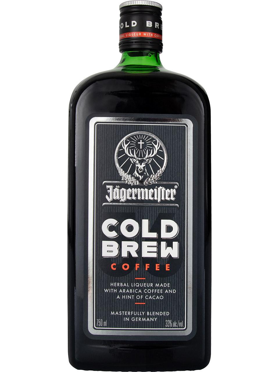 Jagermeister Cold Brew Liqueur