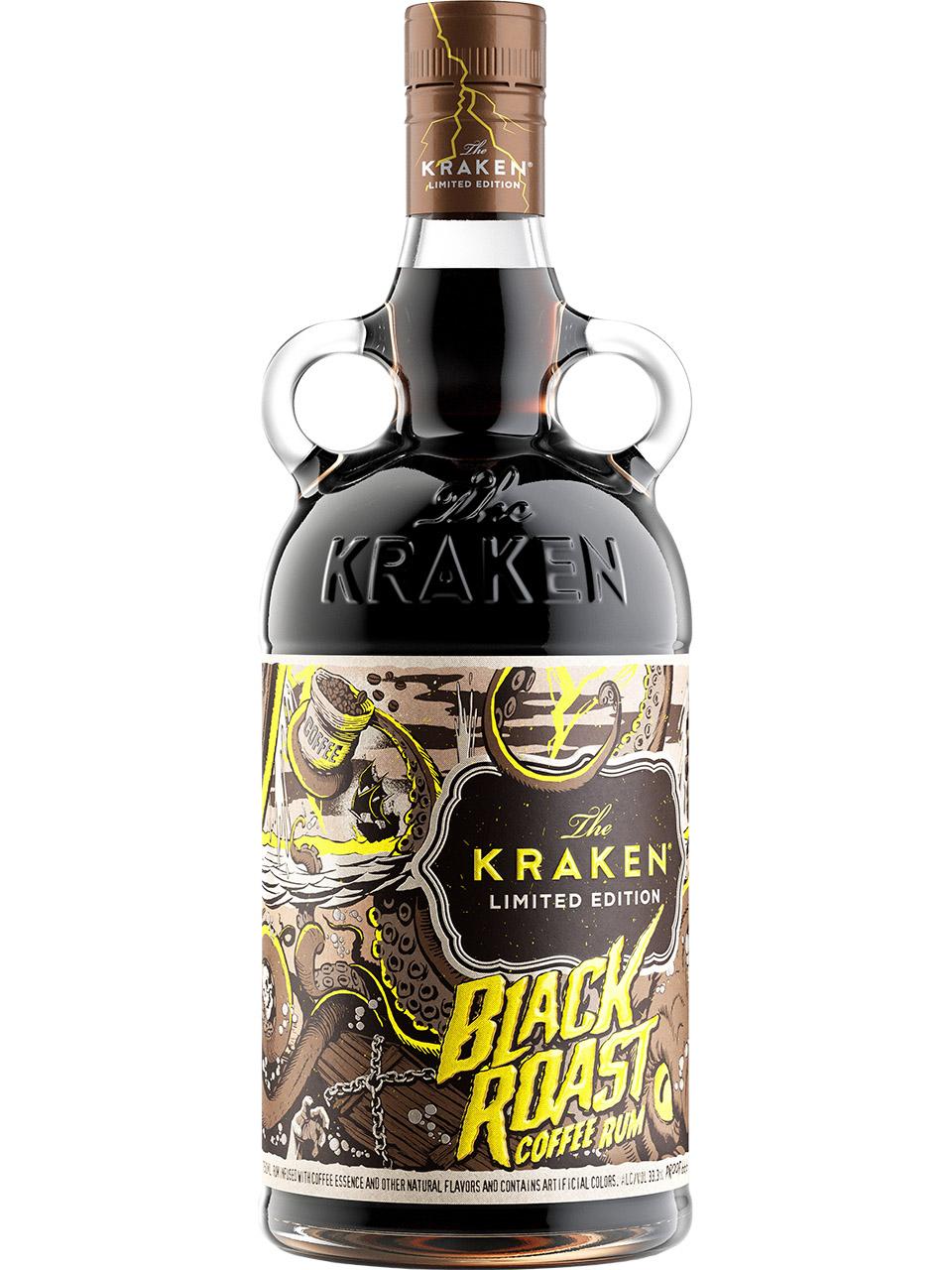 The Kraken Black Roast Coffee
