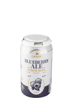 Gahan Blueberry Ale 6 Pack Cans
