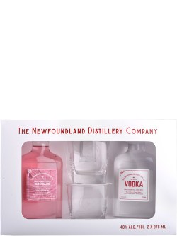 The Newfoundland Distillery Co. Vodka Gift Pack