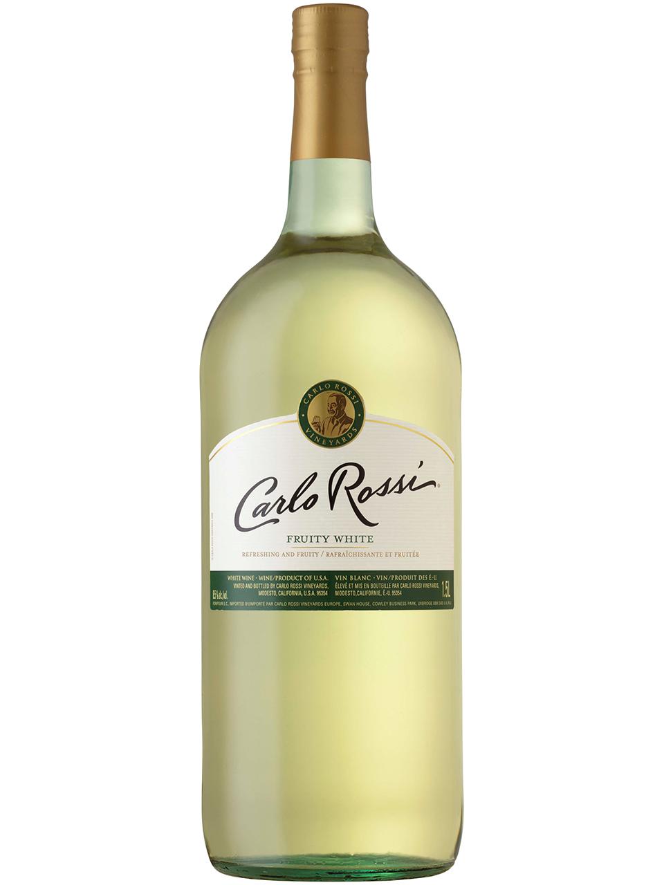 Carlo Rossi Fruity White