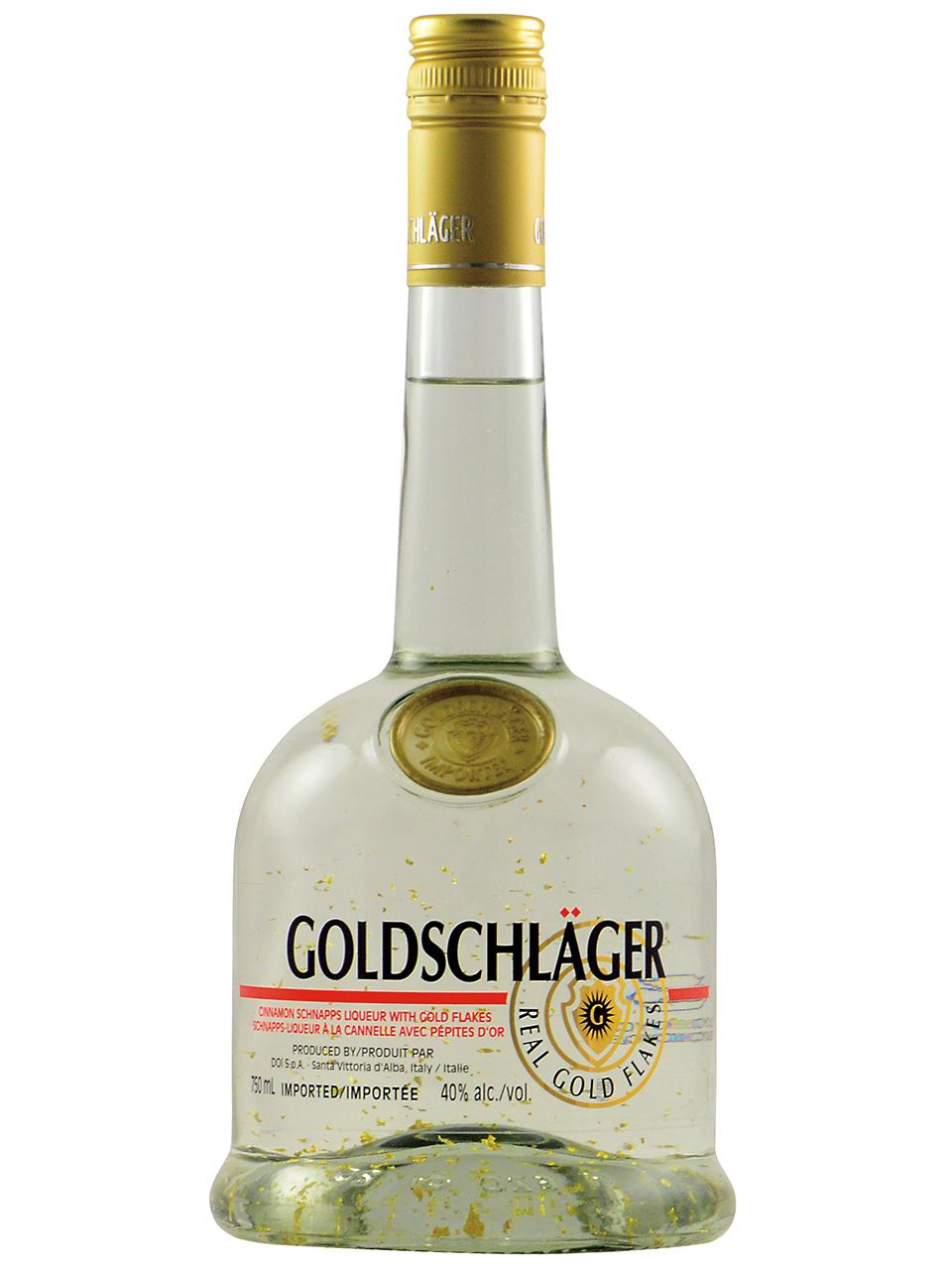Goldschlager Liqueur