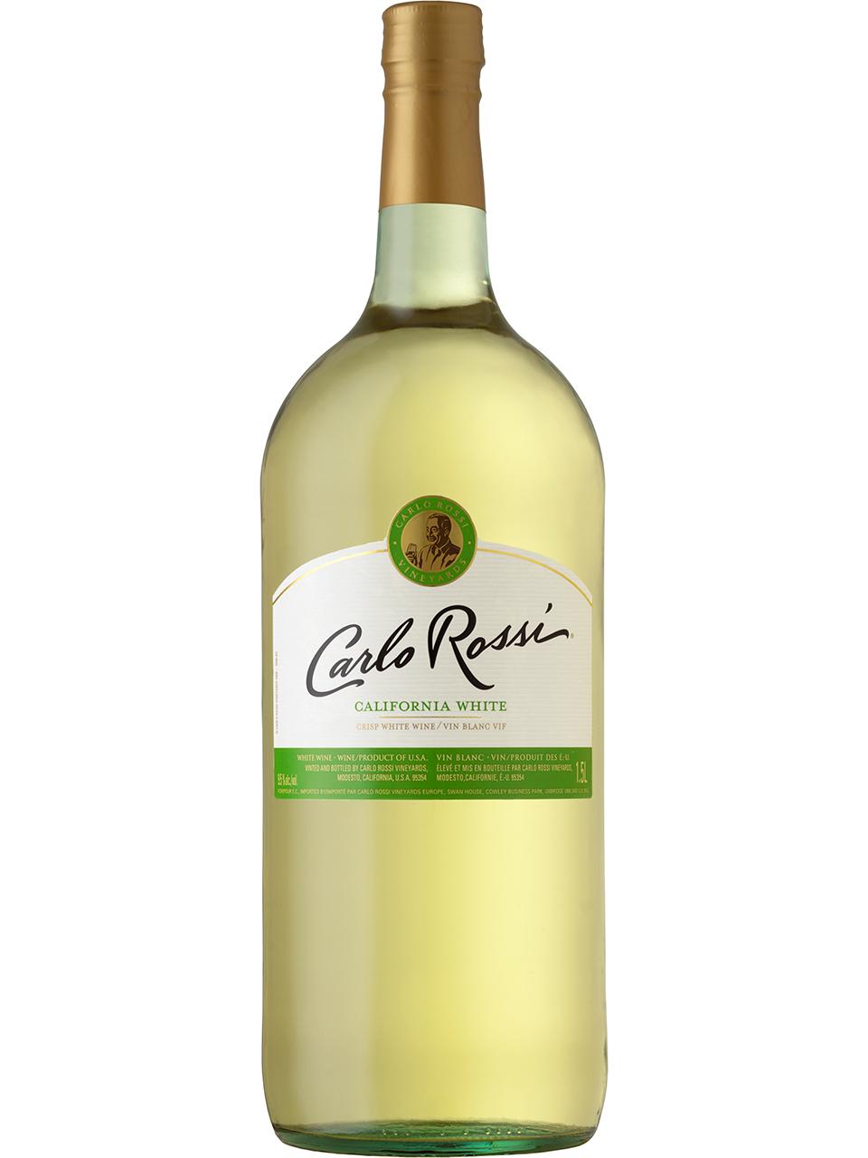Carlo Rossi White