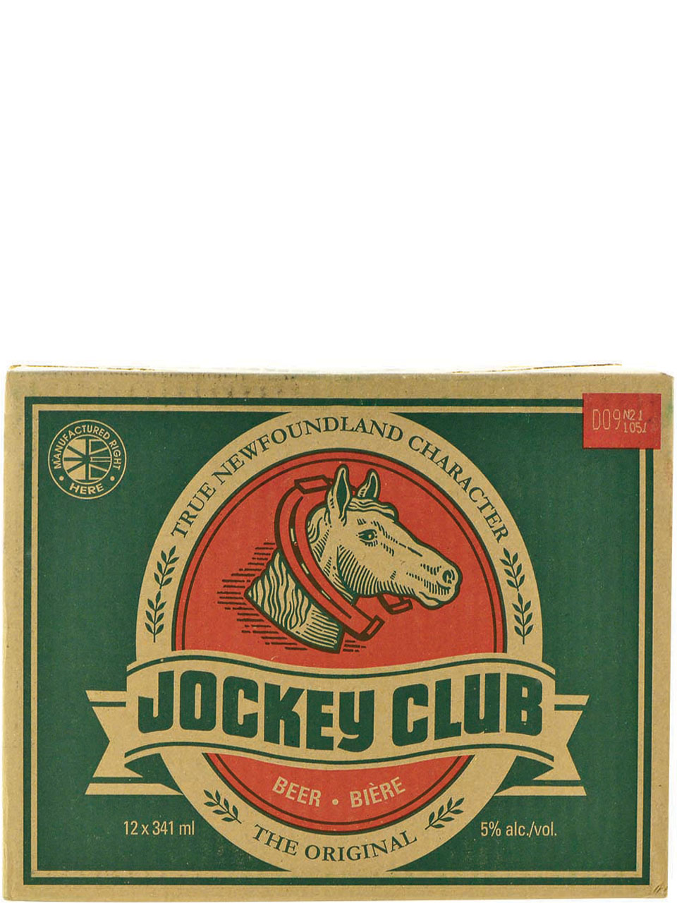 Jockey Club Bottles 12pk