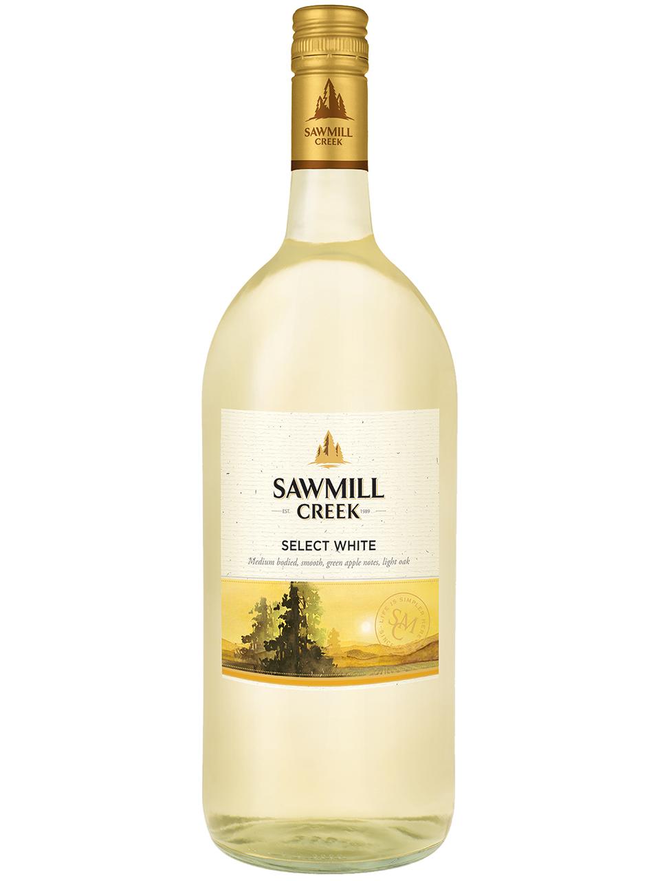 Sawmill Creek Dry White