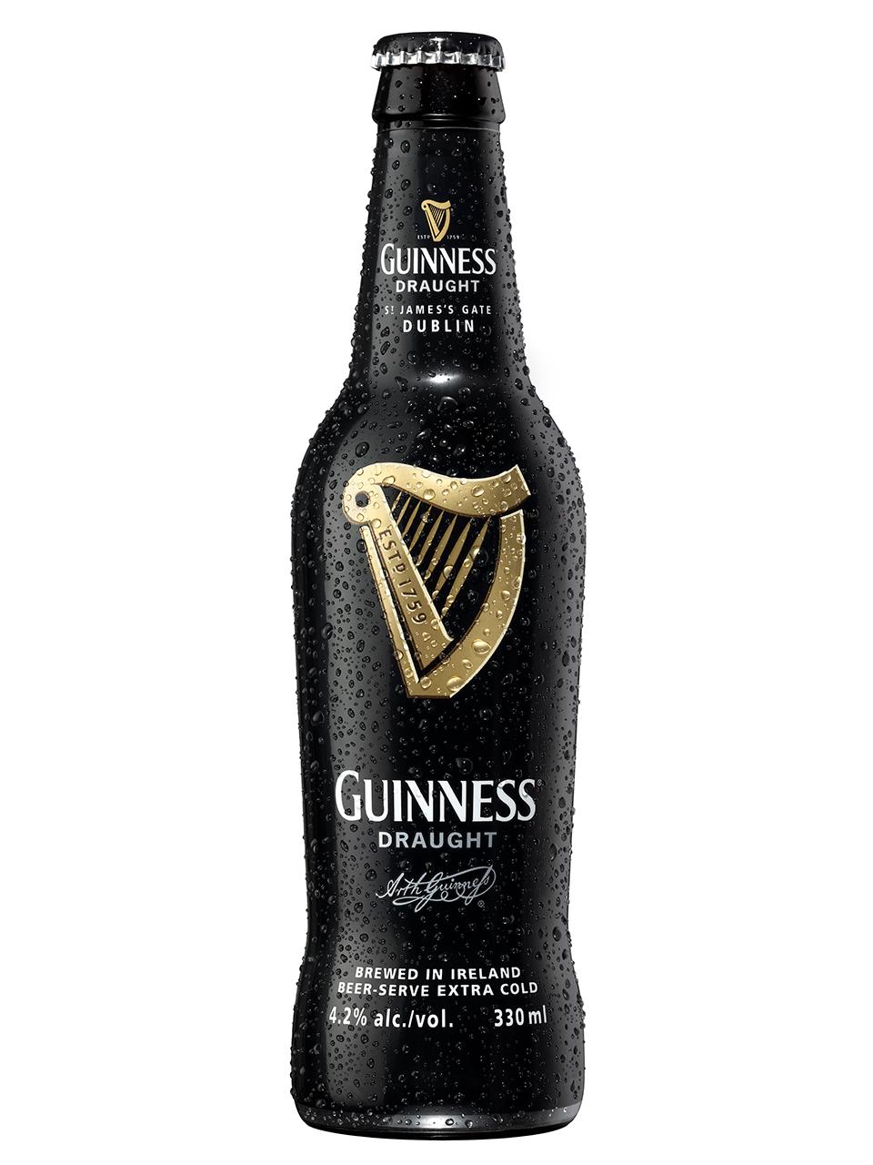 Guinness Draught Bottles 6pk