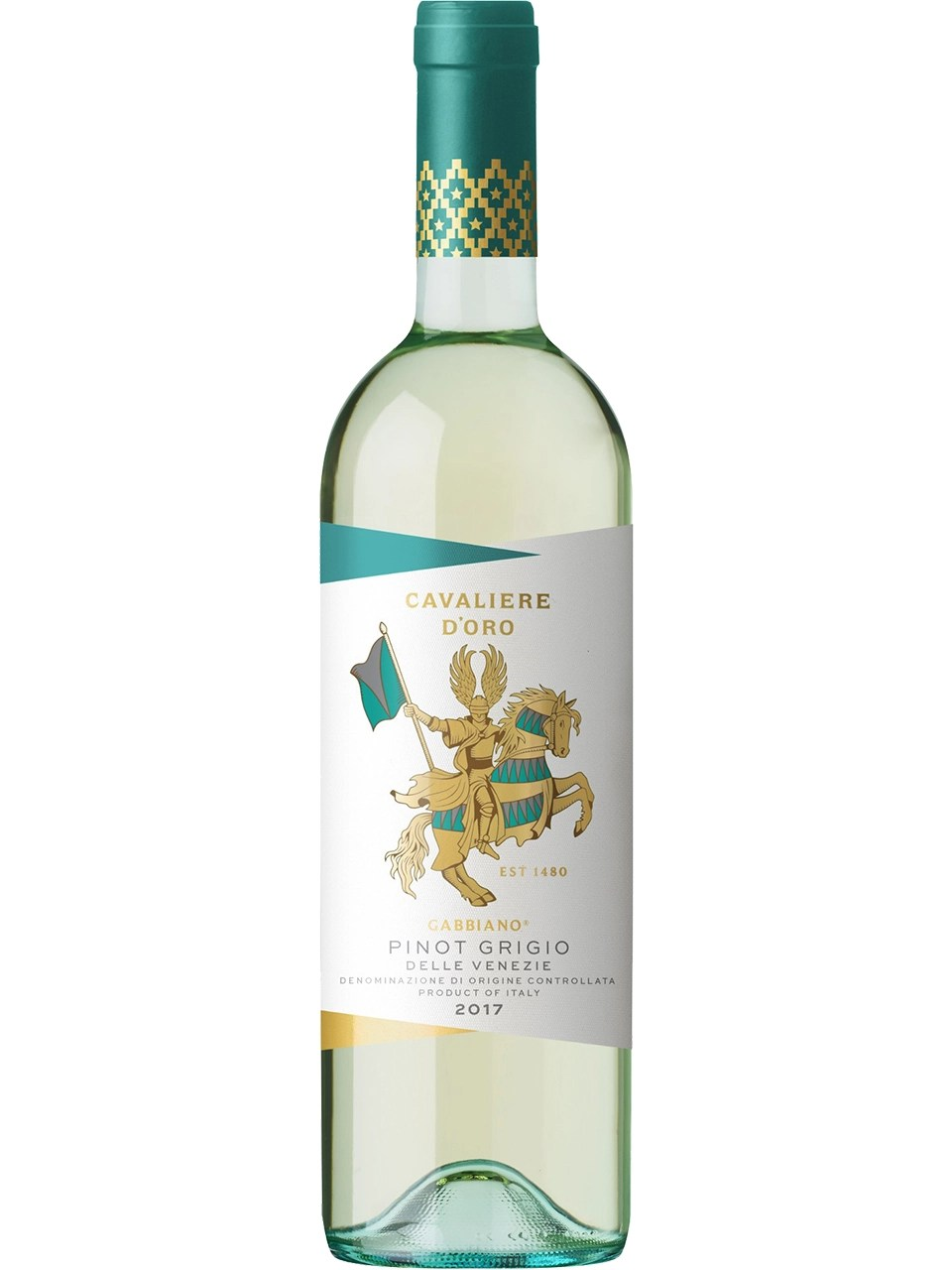 Cavaliere D'Oro Gabbiano Promessa Pinot Grigio