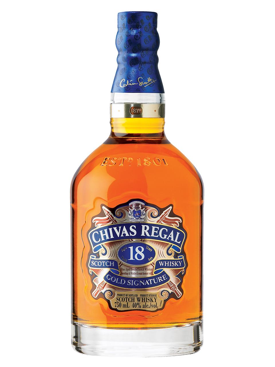 Chivas Regal 18 YO Scotch Whisky