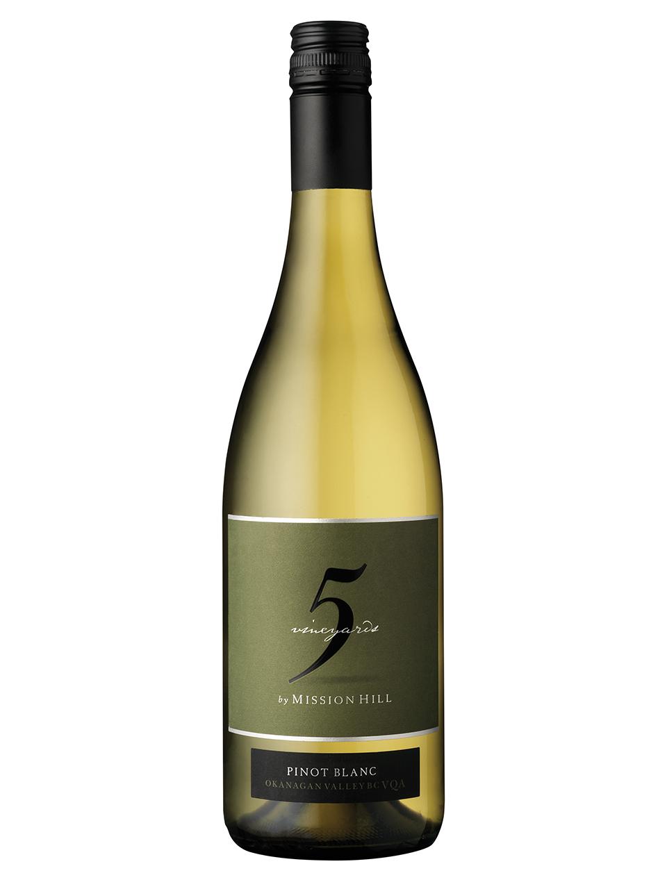 Mission Hill Five Vineyards Pinot Blanc VQA