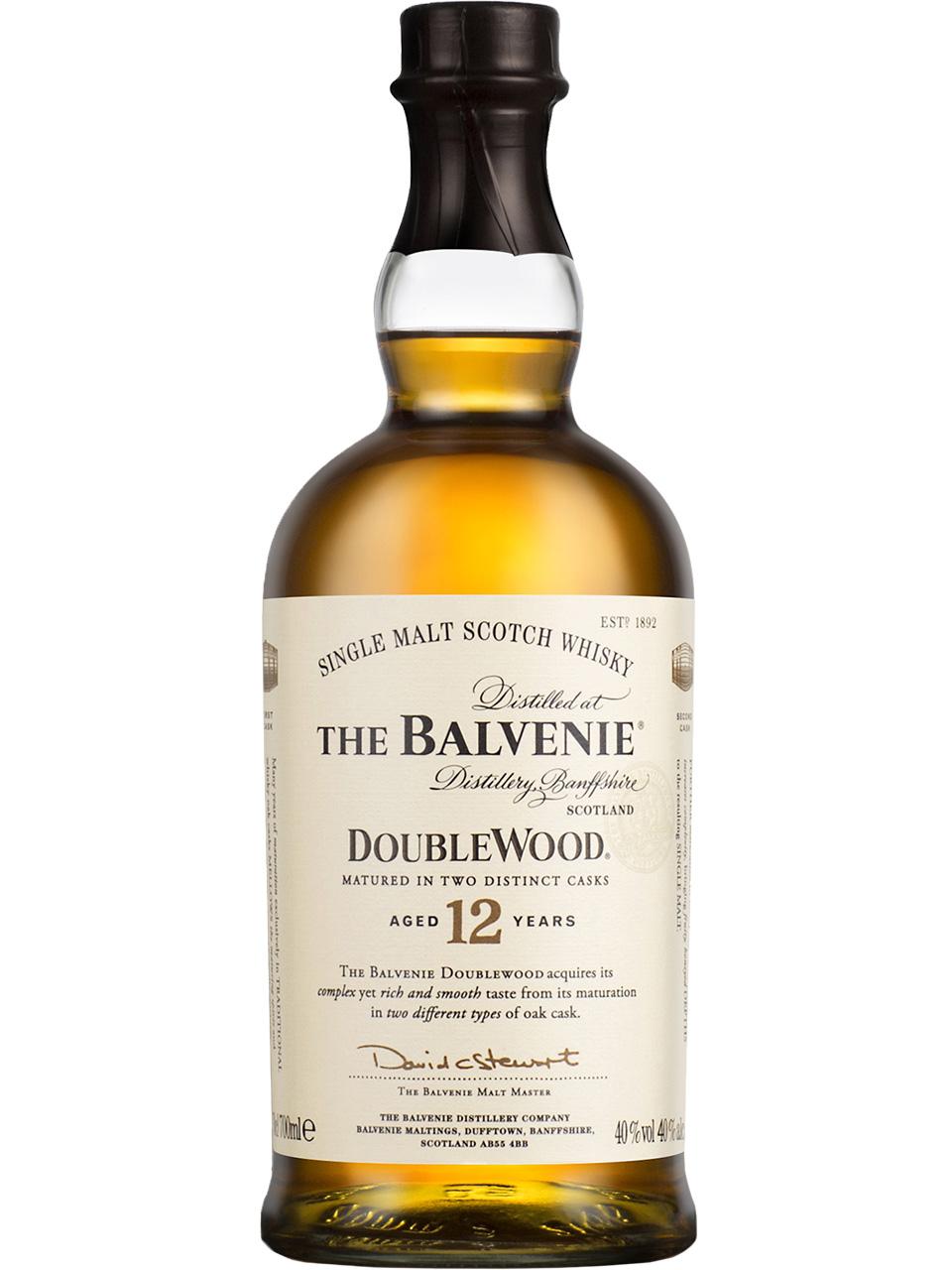 Balvenie 12YO Doublewood Scotch