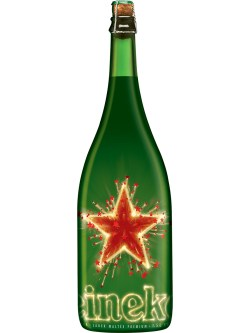 Heineken Holiday Bottle