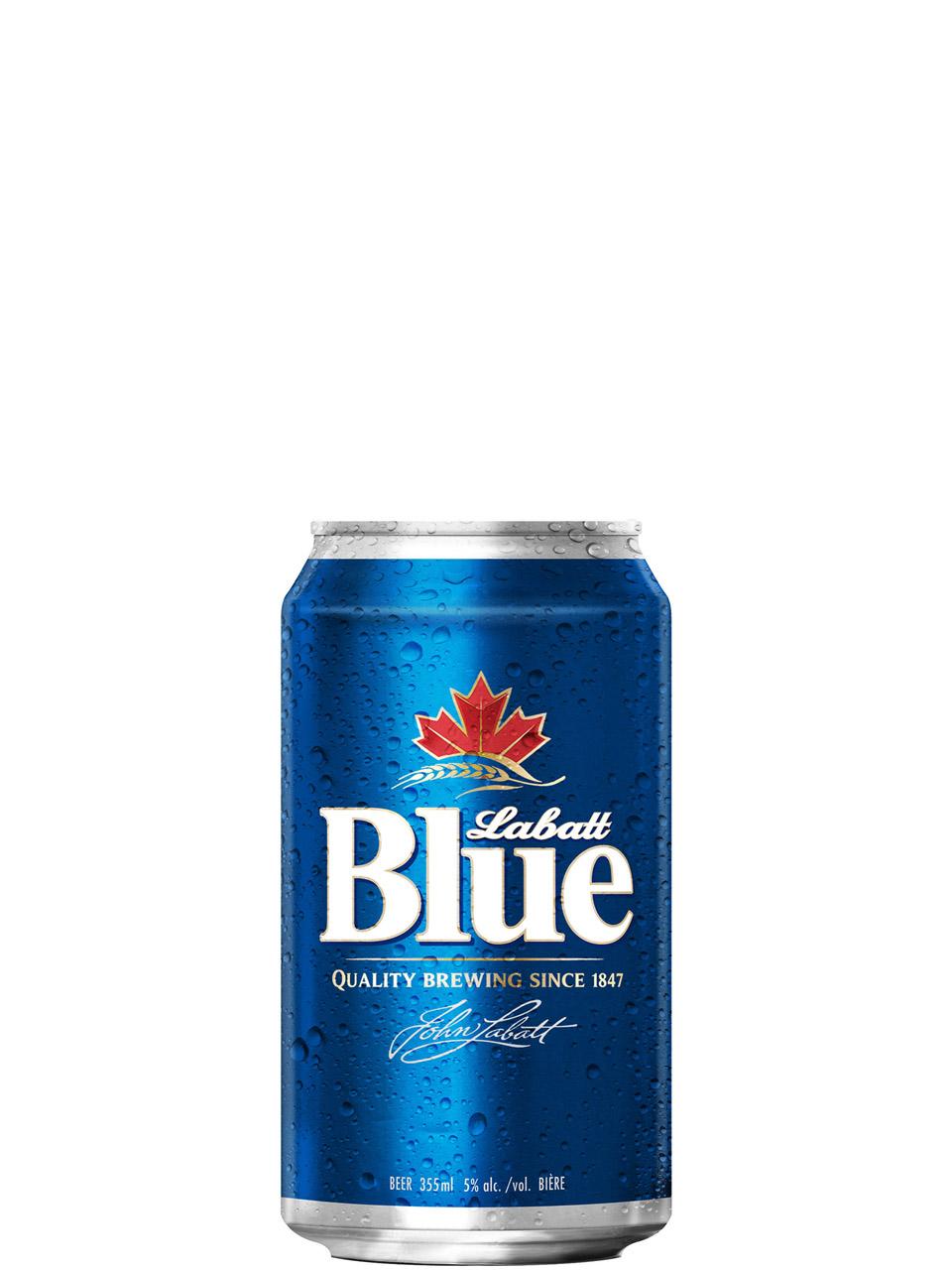 Labatt Blue Cans 8pk