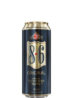 Bavaria 8.6 500ml Can
