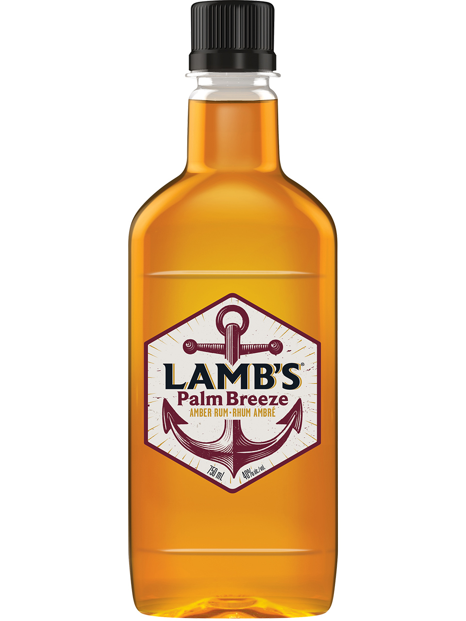 Lamb's Palm Breeze Rum PET