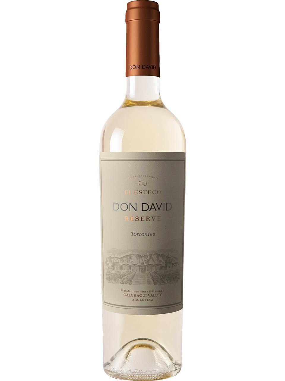 Don David Torrontes Reserve