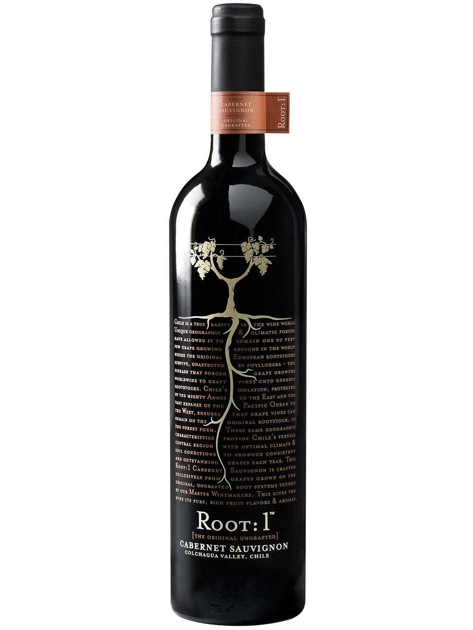 Root 1 Original Ungrafted Cabernet Sauvignon