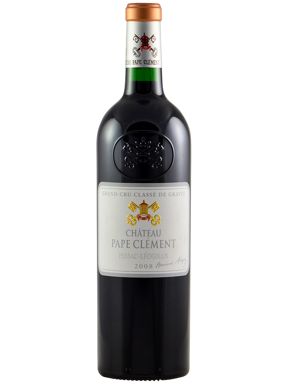 Chateau Pape Clement Red Graves Cru Classe 2008