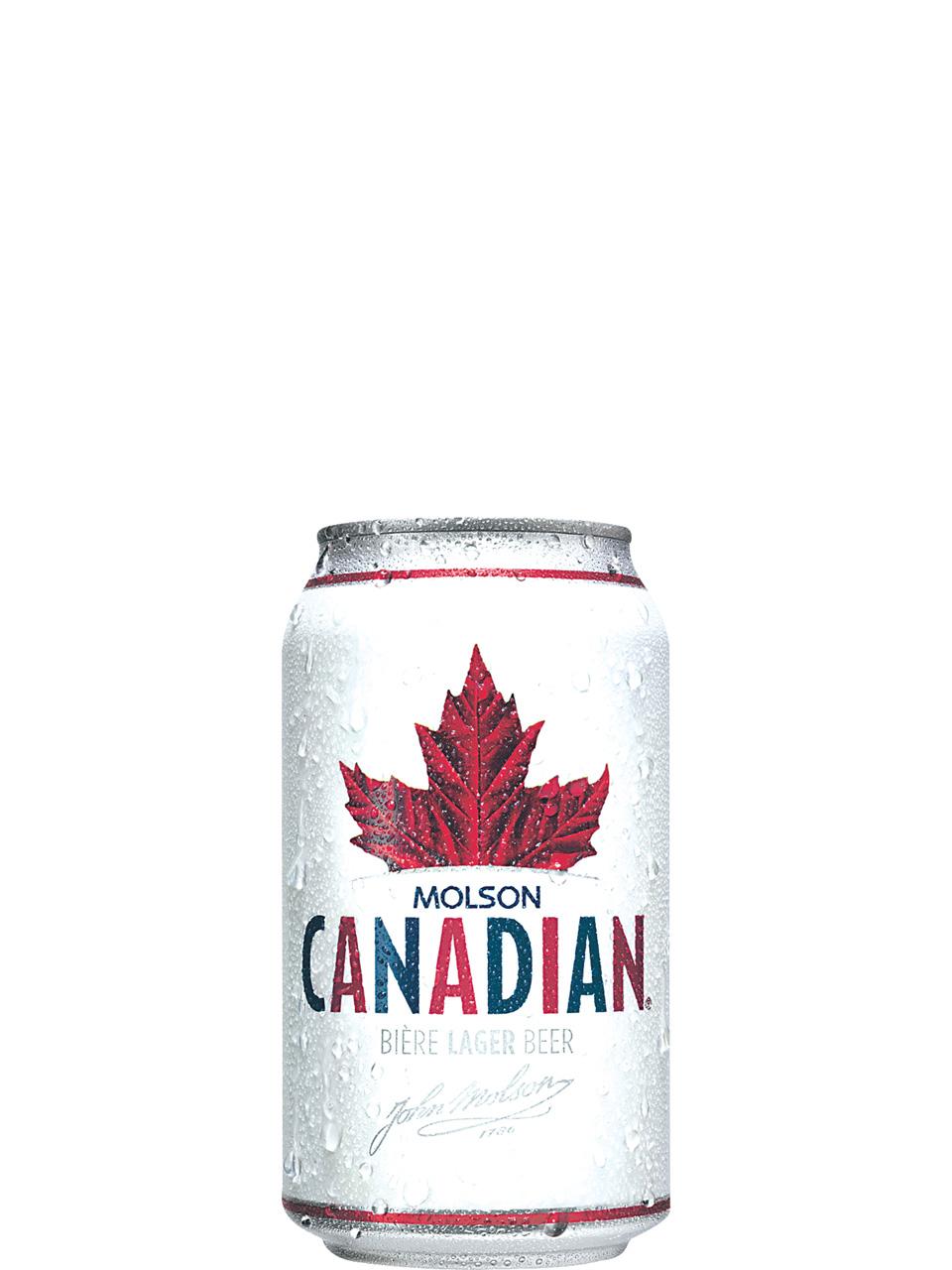 Molson Canadian Cans 8Pk