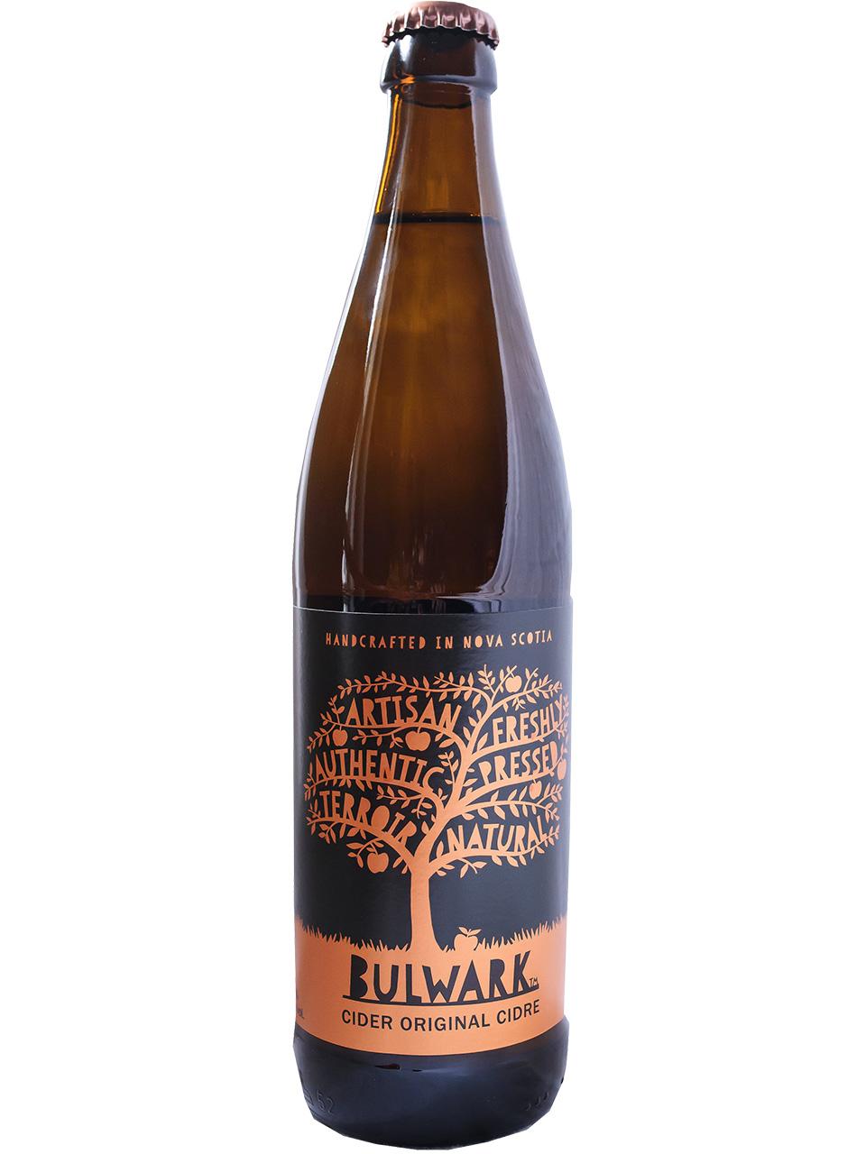 Bulwark Original Cider 500ml Bottle
