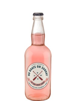 No Boats on Sunday Dry Rose 500ml Bottle