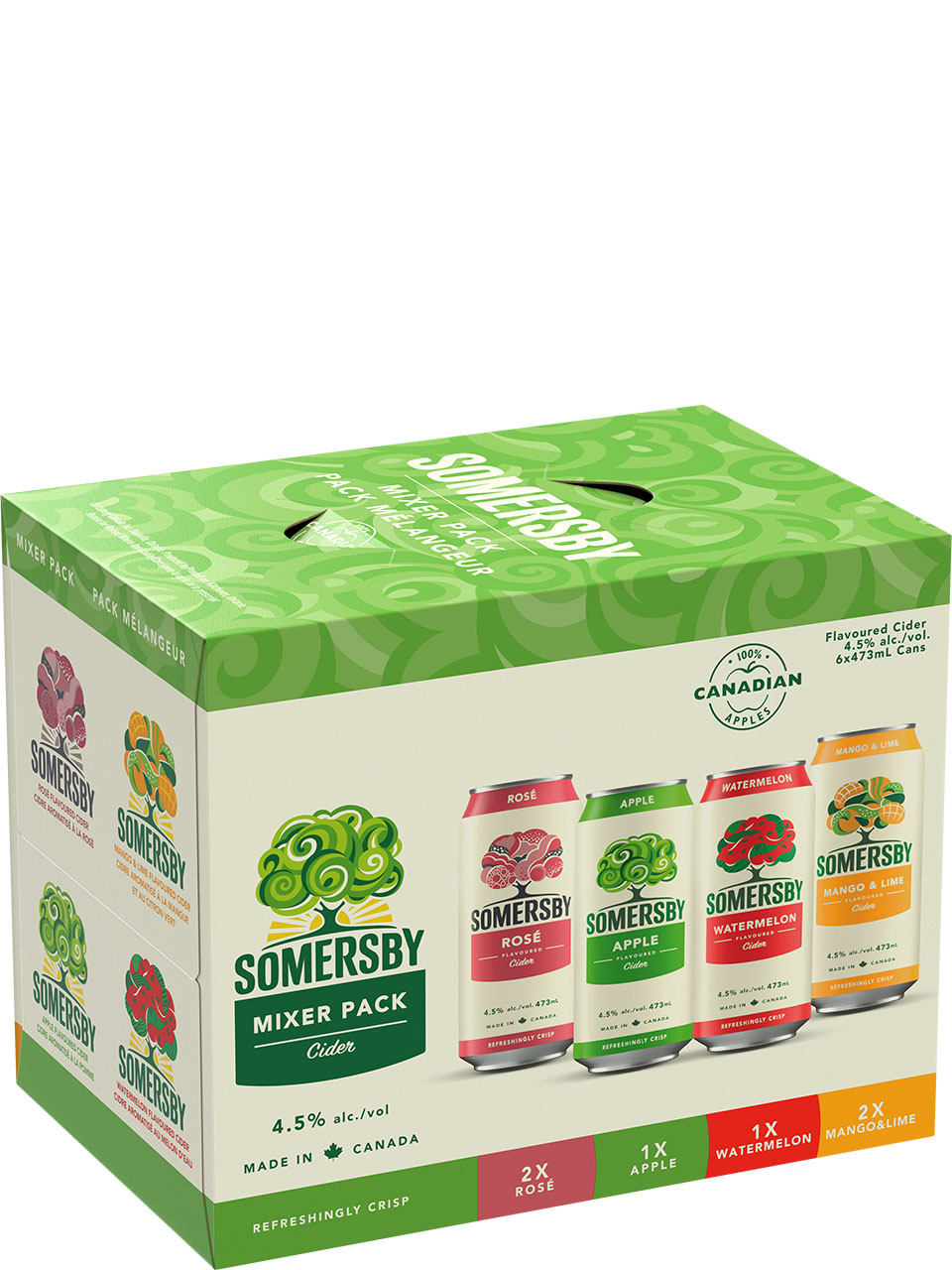 Somersby Mixer 6 Pack Cans