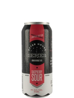 After Hours Sour Raspberry Ale 473ml Can
