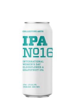 Collective Arts IPA No 16 Inter.Women's Day IPA