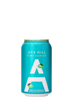Ace Hill Lime Radler 355ml Can