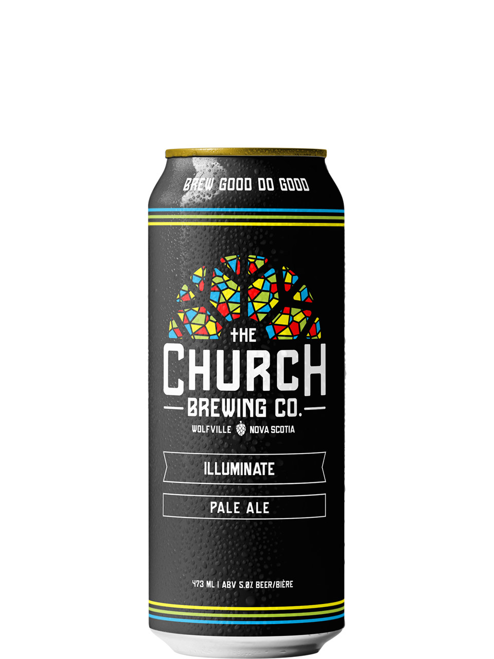 Church Brewing Co. Illuminate Pale Ale 473ml Can