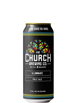 Church Brewing Co. Illuminate Pale Ale 473ml Can