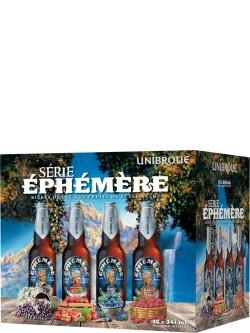 Unibroue Ephemere Mixed 12 Pack Bottles